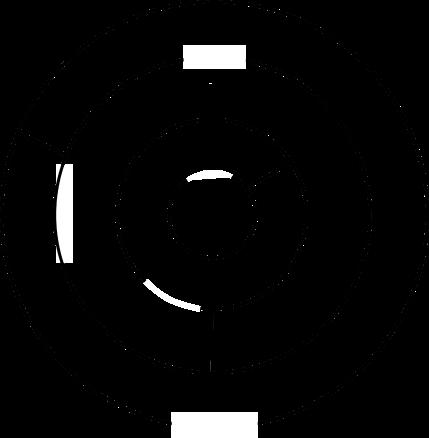 logo de maakruimte wit
